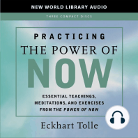 Practicing the Power of Now