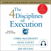 The 4 Disciplines of Execution