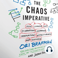 The Chaos Imperative