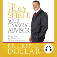 The Holy Spirit, Your Financial Advisor
