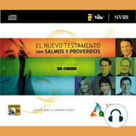 NVI Experiencia Viva, Nuevo Testamento con Salmos y Proverbios