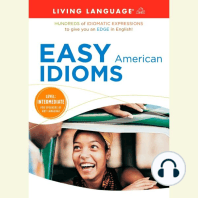 Easy American Idioms