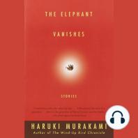 The Elephant Vanishes