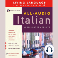 All-Audio Italian