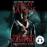 One Lucky Vampire