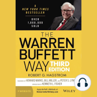 The Warren Buffett Way: Third Edition