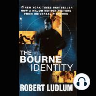 The Bourne Identity (Jason Bourne Book #1)