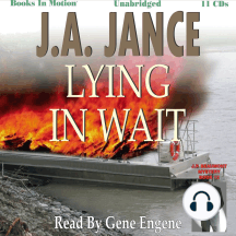 Lying In Wait: J.P Beaumont, Book 12