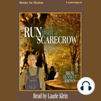Run From A Scarecrow