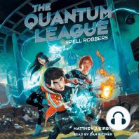 Quantum League #1