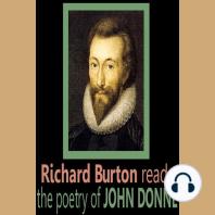 Richard Burton reads the poetry of John Donne