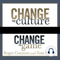 Change the Culture, Change the Game