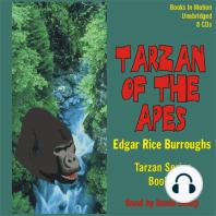 Tarzan of the Apes: Tarzan Series, Book-1