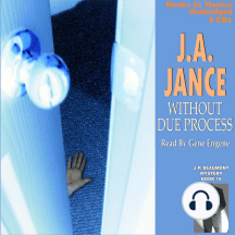 Without Due Process: J.P Beaumont, Book 10