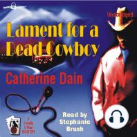 Lament for a Dead Cowboy