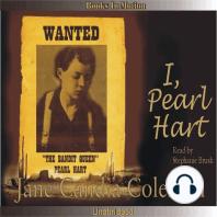 I, Pearl Hart