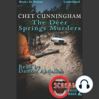 The Deer Springs Murders