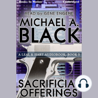 Sacrificial Offerings