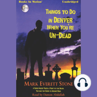 Things to Do In Denver When You're UnDead