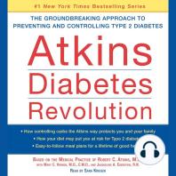 Atkins Diabetes Revolution