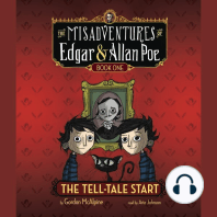 Misadventures of Edgar & Allan Poe, Book 1, The