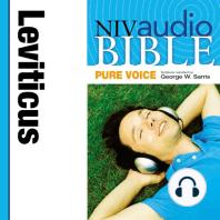 NIV Audio Bible, Pure Voice