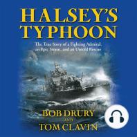 Halsey's Typhoon