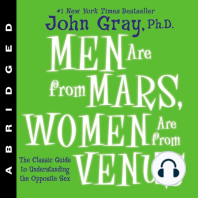 Men Are From Mars