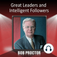 Great Leaders and Intelligent Followers
