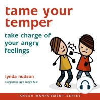Tame Your Temper
