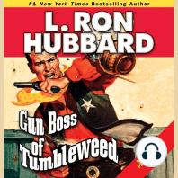 Gun Boss of Tumbleweed