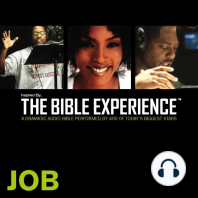 Inspired By ... The Bible Experience: Job