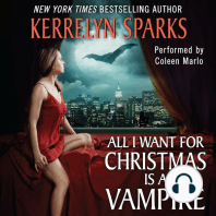 All I Want for Christmas Is a Vampire