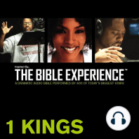 Inspired By ... The Bible Experience: 1 Kings