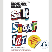 Salt Sugar Fat