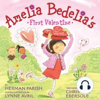 Amelia Bedelia's First Valentine