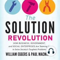 The Solution Revolution