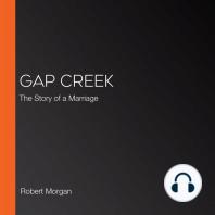 Gap Creek