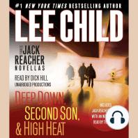 Three Jack Reacher Novellas (with bonus Jack Reacher's Rules)