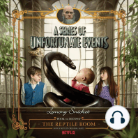 Series of Unfortunate Events #2, A: The Reptile Room