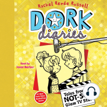 Tales from a Not-So-Glam TV Star: Dork Diaries