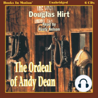 The Ordeal of Andy Dean