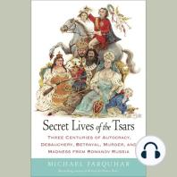 Secret Lives of the Tsars