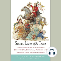 Secret Lives of the Tsars
