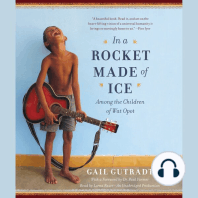 In a Rocket Made of Ice