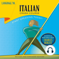 Italian Crash Course