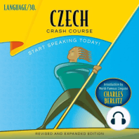 Czech Crash Course