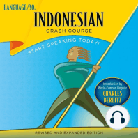 Indonesian Crash Course