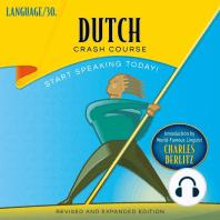 Dutch Crash Course