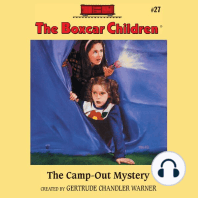 The Camp-Out Mystery